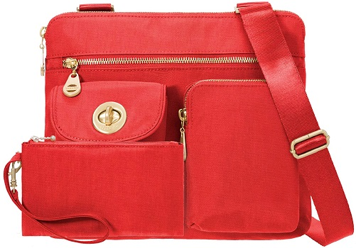 Baggallini Melbourne Crossbody Purses with Built in Wallet